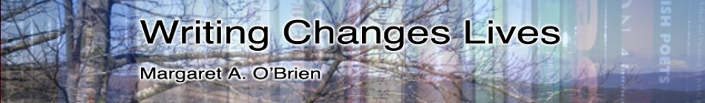 Writing changes lives header